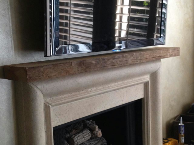 Mantles fireplace-accessories