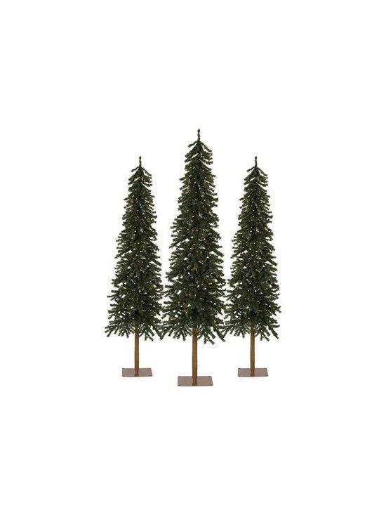 Balsam Hill Tannenbaum Evergreen Artificial Christmas Trees - THE ALPINE CHARM OF BALSAM HILL'S TANNENBAUM EVERGREEN CHRISTMAS TREE