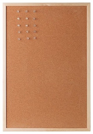 V ggis noticeboard modern bulletin boards and for Modern cork board