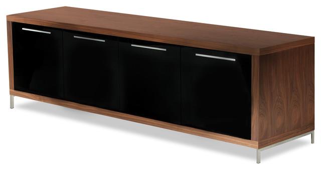 Catania Walnut Sideboard modern-buffets-and-sideboards