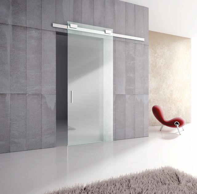 DIVA AIR - Sliding System For Glass Door - Modern - Home Improvement - new york - by AFFurniture ...