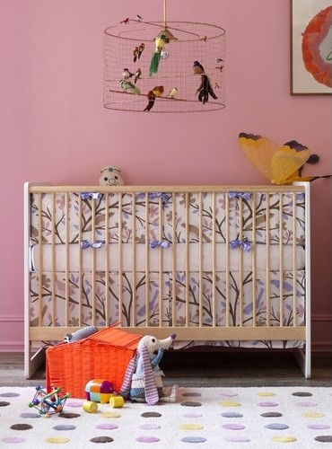Sparrow Crib Bedding Collection modern cribs