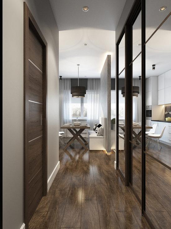 Дизайн квартир студий 30 кв
