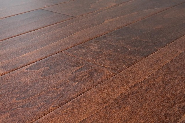 Jasper engineered hardwood handscraped birch collection
