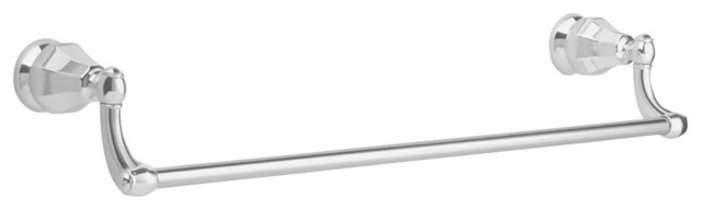 """Dazzle 24"""" Towel Bar in Satin Nickel contemporary-towel-bars-and-hooks"""