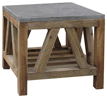 Bluestone Coffee Table traditional coffee tables
