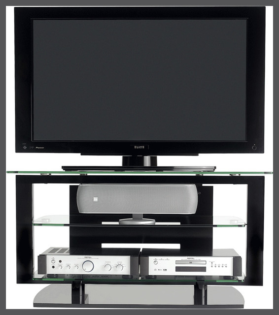 BDI - Icon 9424 TV Stand modern-media-storage
