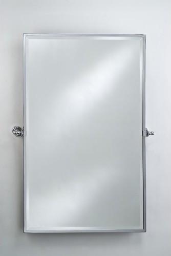 Radiance Gear Tilt Large Rectangle Mirror modern-home-decor