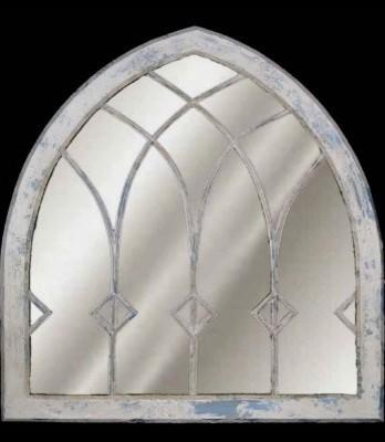 Hickory Manor House Gothic Diamond Mirror modern-mirrors