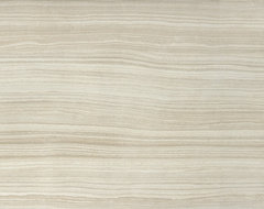 Strand Porcelain Tile - Linear Stone Look Tile  - Beige Tile - Floor tile contemporary floor tiles