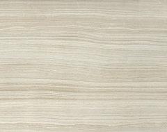 Strand Porcelain Tile - Linear Stone Look Tile  - Beige Tile - Floor tile contemporary-wall-and-floor-tile