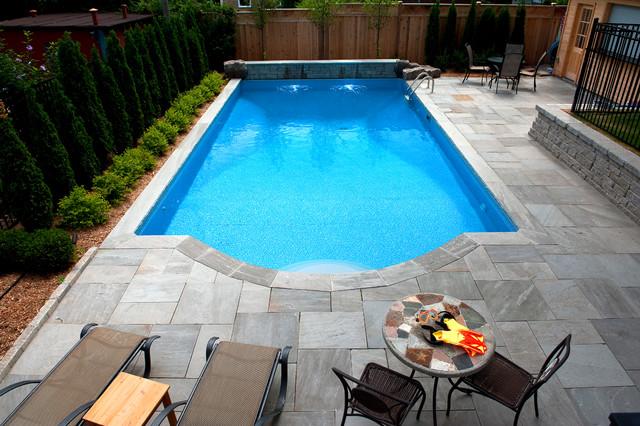 Gib - San Pools Ltd. contemporary-pool