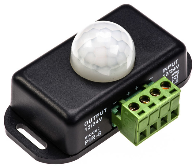 Mini PIR Motion Sensor Switch Outdoor Flood And Spot Lights St Louis By
