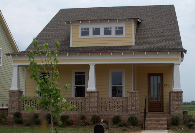 Complete New Home Design & Construction traditional-exterior