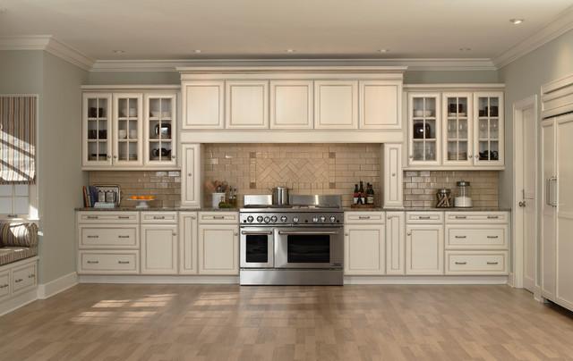 WOLF Designer Cabinets - Farmhouse - Kitchen Cabinetry ...