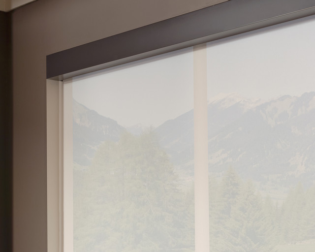Hunter douglas designer screen shades and window for 12 500 commercial window coverings inc
