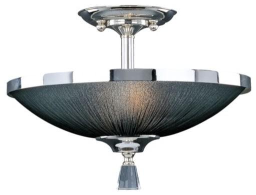 Elite Semi-Flushmount contemporary-ceiling-lighting