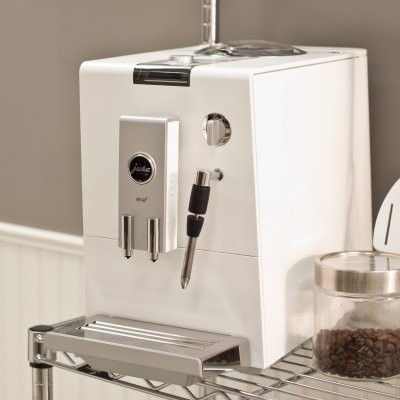 jura capresso ena 3 coffee espresso maker white modern kitchen products by hayneedle. Black Bedroom Furniture Sets. Home Design Ideas