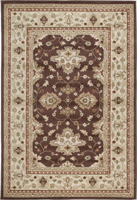 "Orian Four Seasons Shazad (Cafe Au Lait) 7'8"" x 10'10"" Rug rugs"