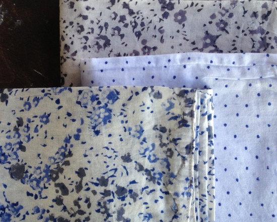 Cotton Voile Pillowcases -