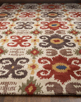 Safavieh Ikat Fiesta Rug traditional rugs