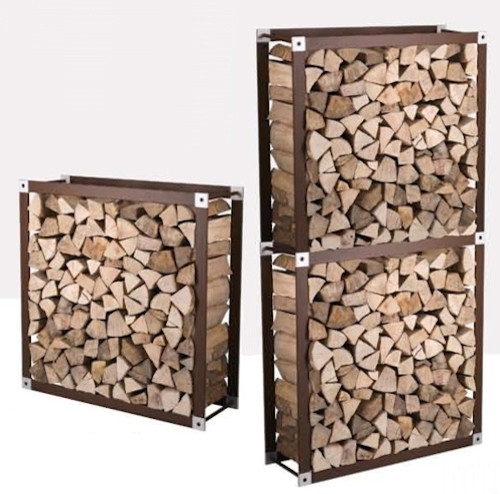 WBOX - Firewood Holders modern fireplace accessories