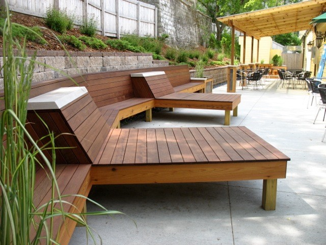 Patio furniture - Contemporary - Patio Furniture And Outdoor Furniture ...