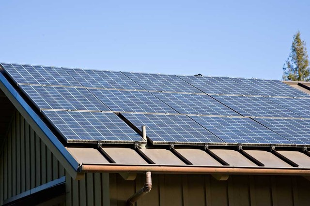 9 Reasons To Consider Solar Roof Installation All