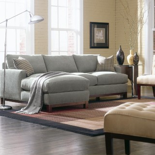 Sullivan mini mod sectional sofa contemporary for Sectional sofa new york