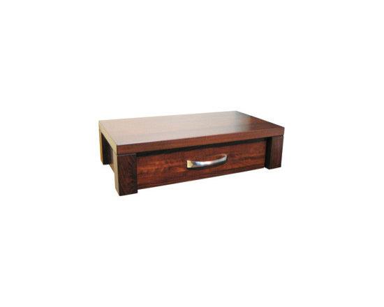 Creative Home Furnishings - Boxwood Furniture - Boxwood Floating Nightstand