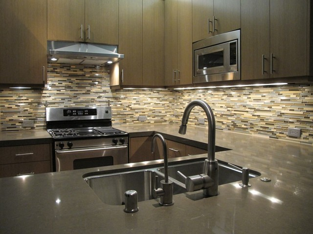 Eden Mosaic Tile Egyptian Marble And Mixed Glass Mosaic Tile Contemporary By Eden Mosaic Tile
