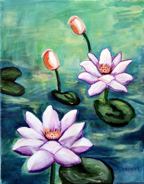 Bethesda Lotus3 contemporary-artwork