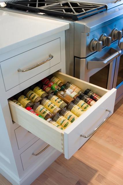 Bensen St. Kitchen transitional-cabinet-and-drawer-organizers