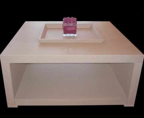"COFFEE TABLE ""ROMANO"" contemporary-coffee-tables"