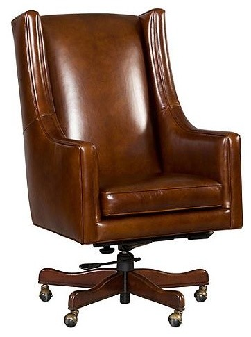 Baxter Executive Office Chair - traditional - task chairs - by ...