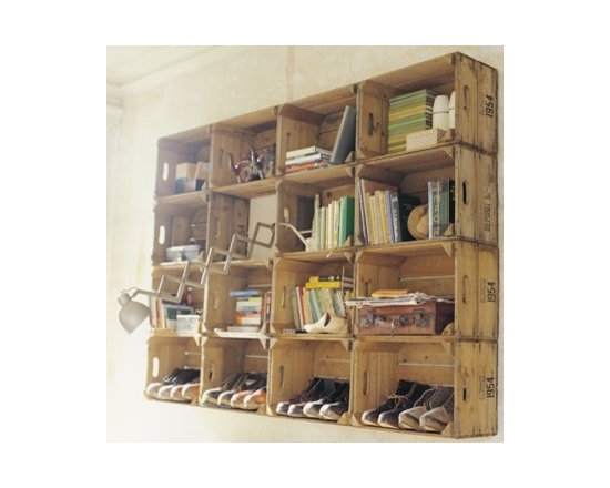 Crate storage from Baileys Home and Garden -
