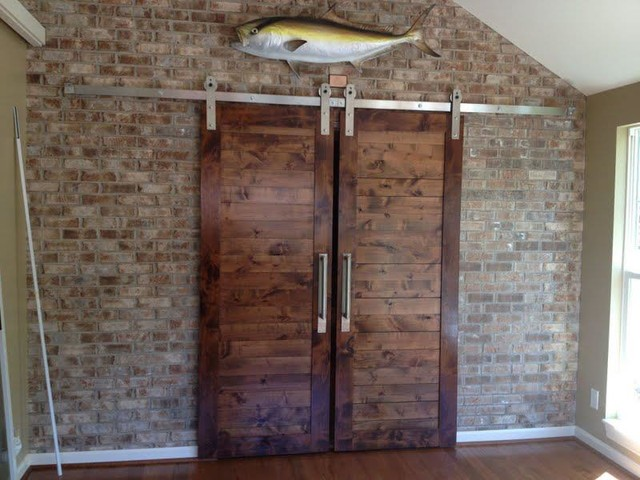 Byparting Barn Doors Salt Lake City By Rustica Hardware