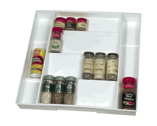 Expandable Spice Drawer -