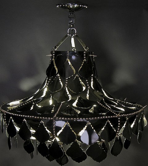 Let it Rock by O'Hare & D'Jafer eclectic-chandeliers