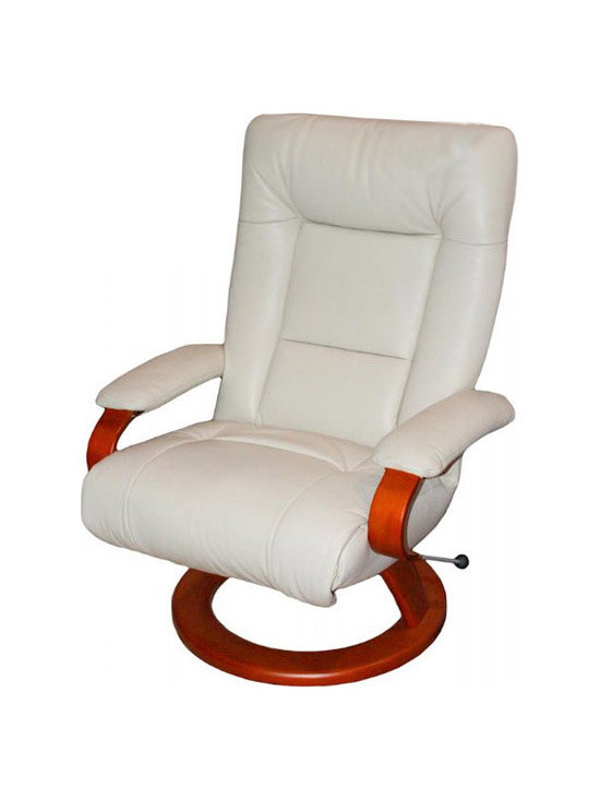 Ella Swivel Recliner - Great anywhere. Even in RVs. Many colors to choose from. 3 Year warranty.