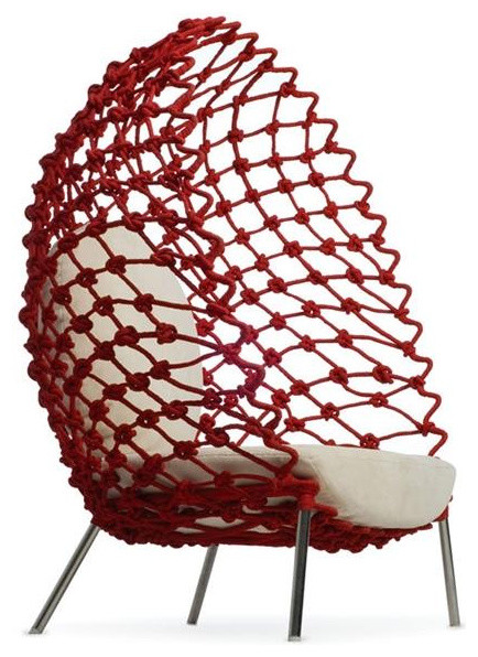 Dragnet Lounge Chair contemporary-outdoor-lounge-chairs
