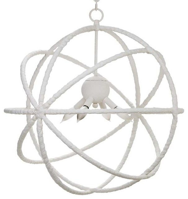 Orb Modern / Contemporary Pendant Light - Large contemporary-pendant-lighting