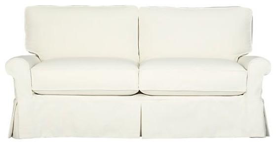 Slipcover Only for Bayside Apartment Sofa contemporary-sofas