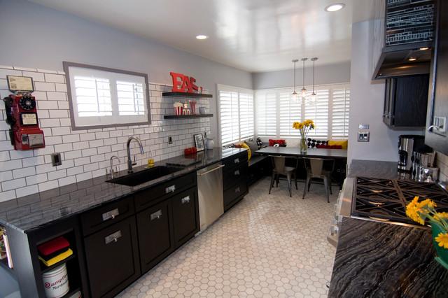 Kitchen re-imagination traditional-kitchen