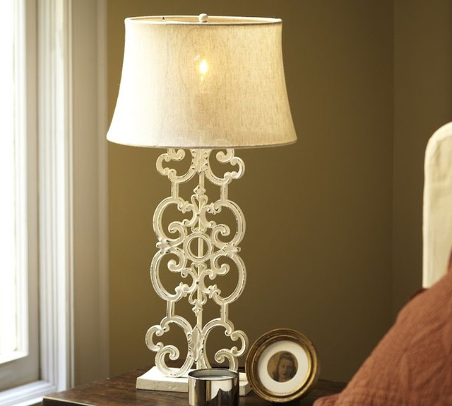 Francesca Table Lamp Base eclectic table lamps