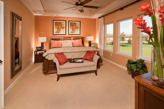 Twin Oaks traditional-bedroom