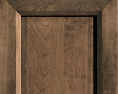 Dura Supreme Cabinetry Lynden Cabinet Door Style traditional kitchen cabinets