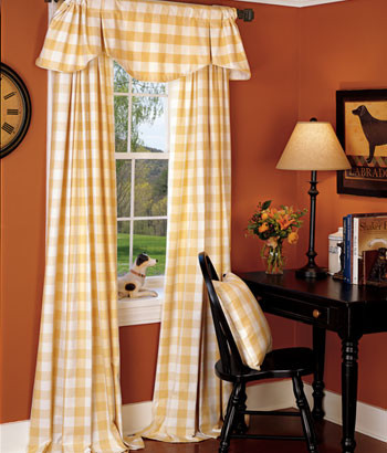 Traditional Window Treatments