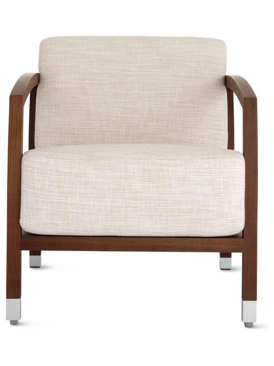 Malena Armchair in Basket Weave -