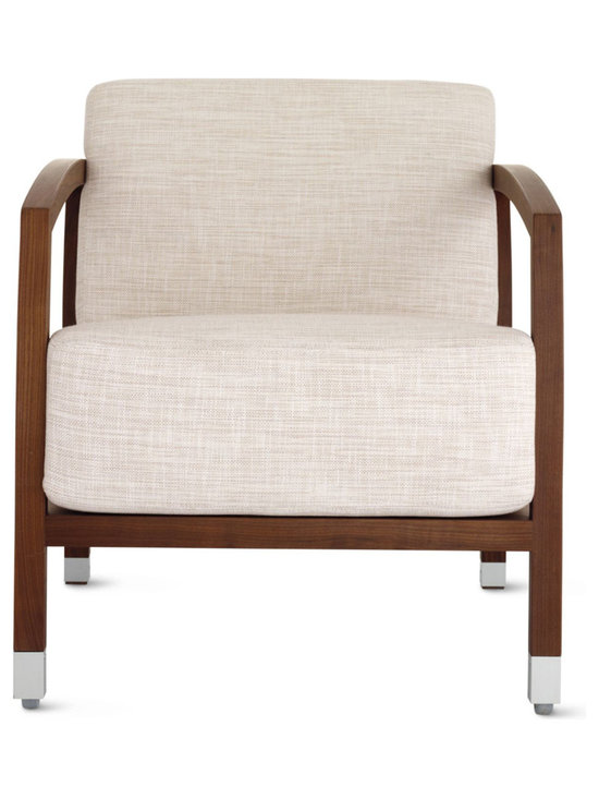 Malena Armchair in Basket Weave -